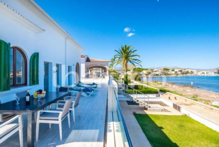 Villa   à Alcúdia pour 10 personnes avec belle vue mer p0