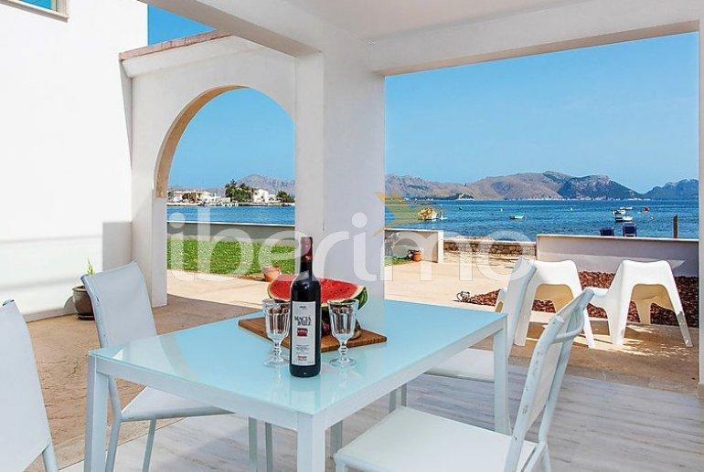 Villa   à Alcúdia pour 10 personnes avec belle vue mer p3