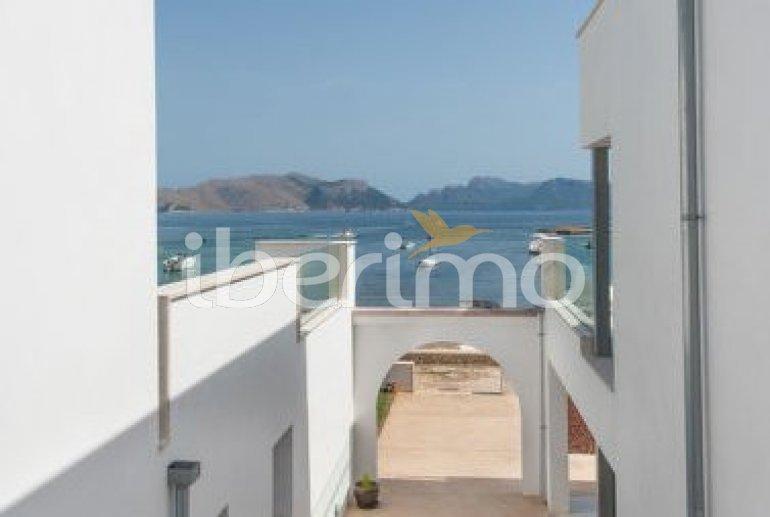 Villa   à Alcúdia pour 10 personnes avec belle vue mer p4