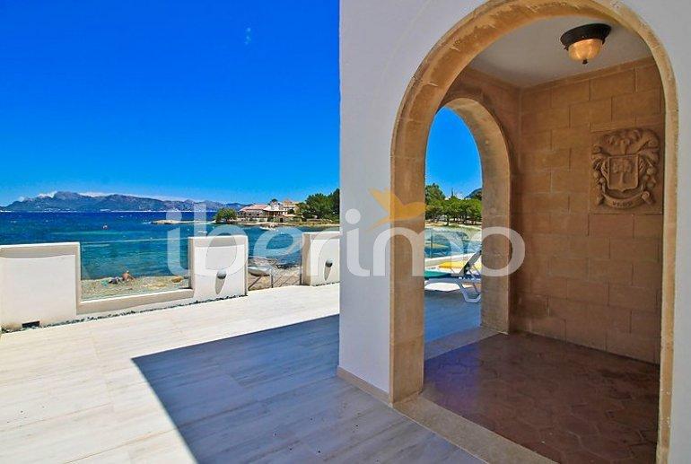 Villa   à Alcúdia pour 10 personnes avec belle vue mer p6