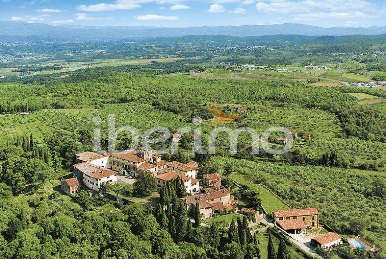 Villa   à Pergine Valdarno pour 7 personnes avec piscine privée p1