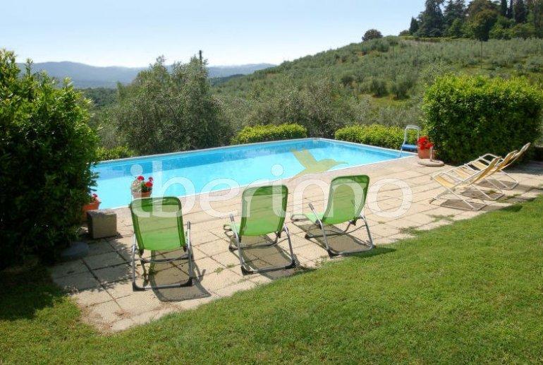 Villa   à Pergine Valdarno pour 7 personnes avec piscine privée p2