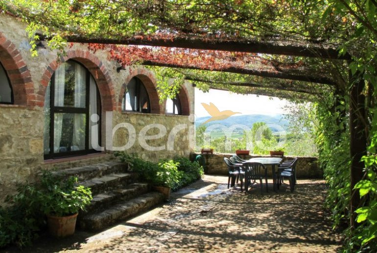 Villa   à Pergine Valdarno pour 7 personnes avec piscine privée p3