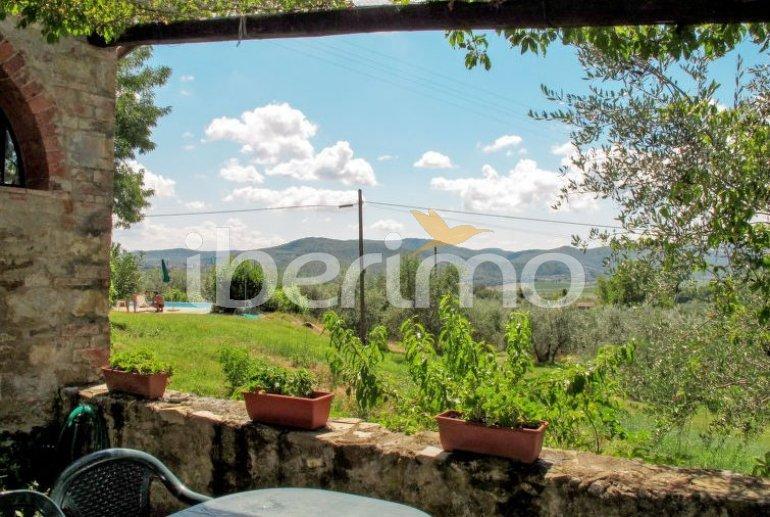 Villa   à Pergine Valdarno pour 7 personnes avec piscine privée p4