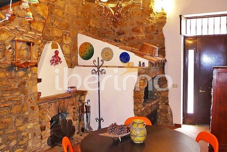 Villa   à Palinuro pour 4 personnes avec belle vue mer p1