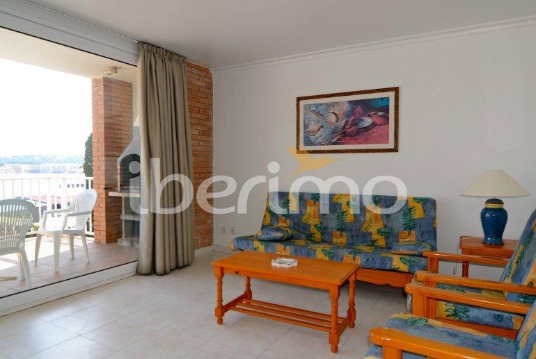 Appartement   à L'Escala pour 6 personnes avec piscine commune p5