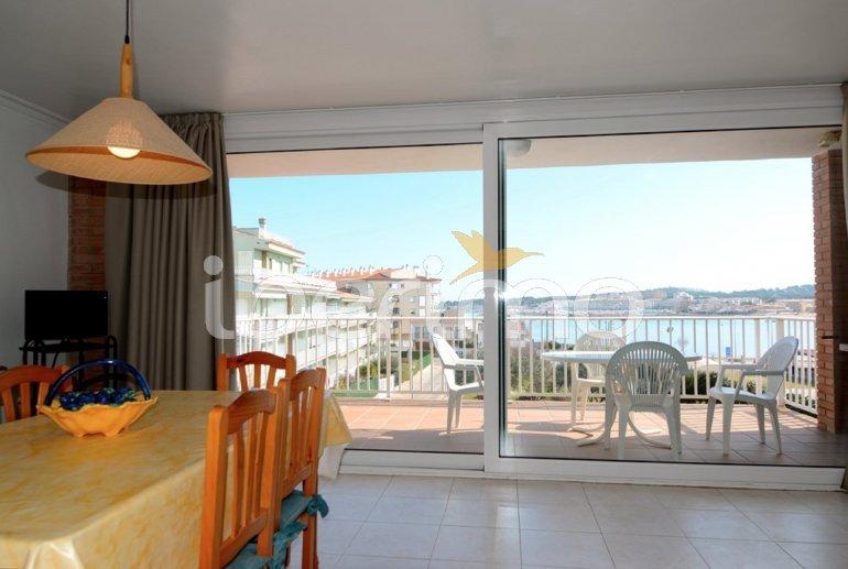 Appartement   à L'Escala pour 6 personnes avec piscine commune p6