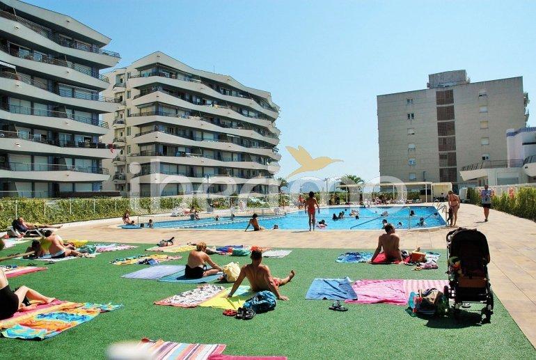 Appartement   à L'Estartit pour 10 personnes avec piscine commune p0