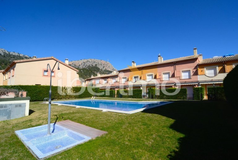 Villa   à L'Estartit pour 5 personnes avec piscine commune p1