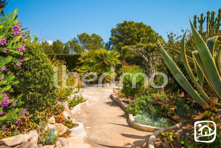 Villa   à Benissa pour 10 personnes avec piscine privée couverte, solarium et belle vue mer p14