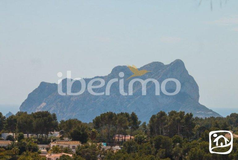 Villa   à Benissa pour 10 personnes avec piscine privée couverte, solarium et belle vue mer p18