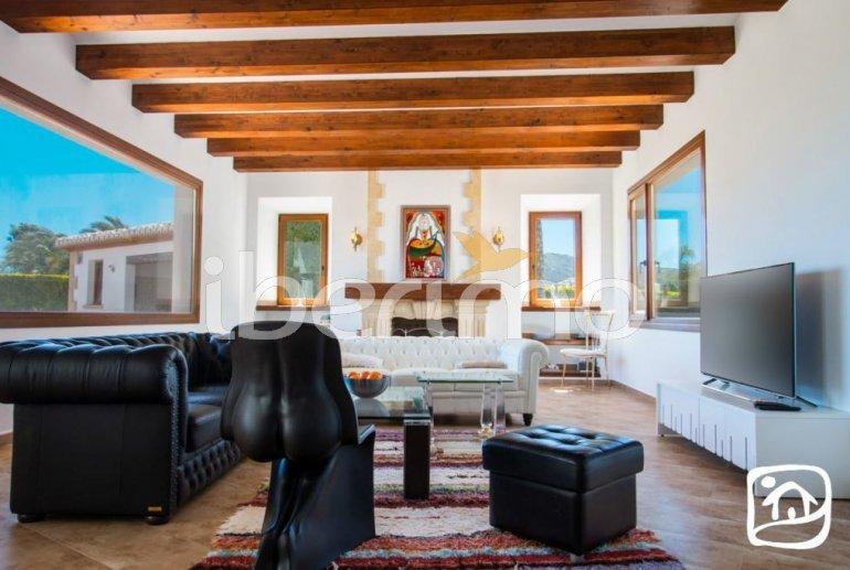 Villa   à Javea pour 9 personnes avec piscine privée, climatisation et internet p21