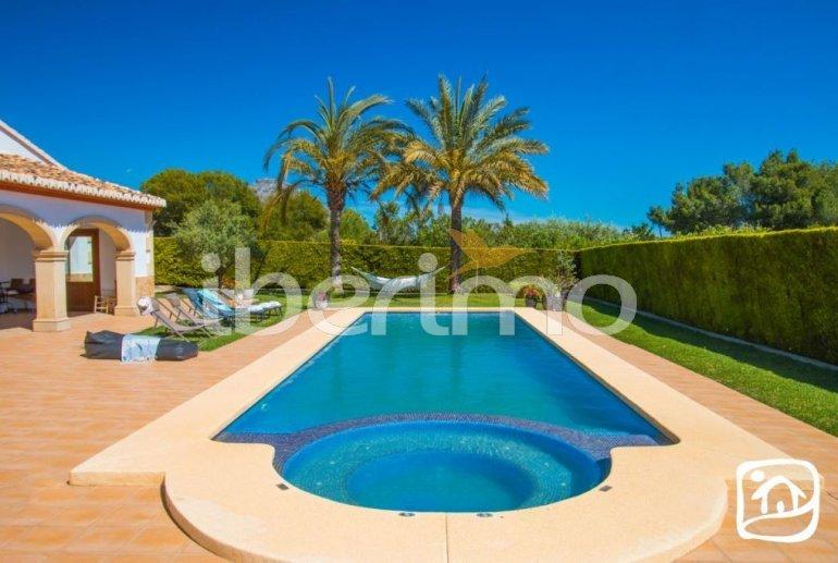 Villa   à Javea pour 9 personnes avec piscine privée, climatisation et internet p22