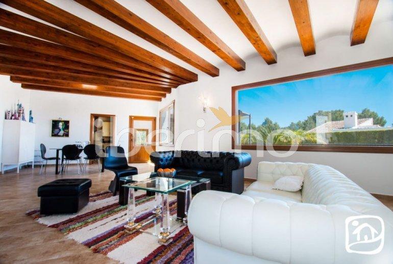 Villa   à Javea pour 9 personnes avec piscine privée, climatisation et internet p8