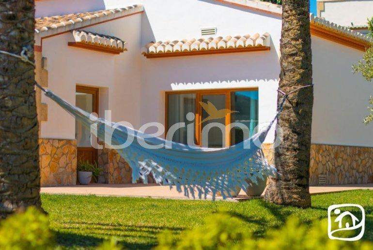 Villa   à Javea pour 9 personnes avec piscine privée, climatisation et internet p28