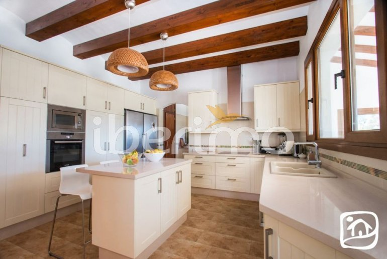 Villa   à Javea pour 9 personnes avec piscine privée, climatisation et internet p24