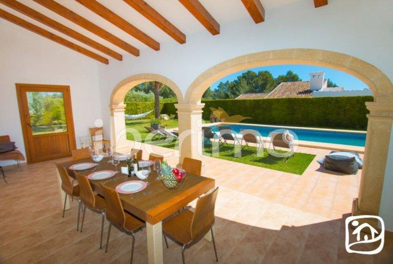 Villa   à Javea pour 9 personnes avec piscine privée, climatisation et internet p9