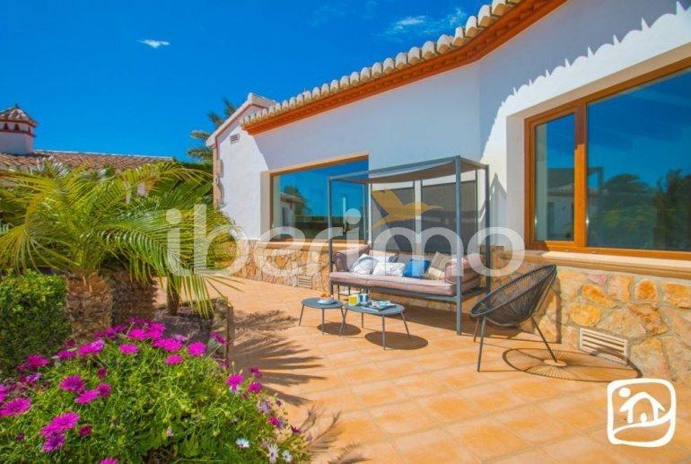 Villa   à Javea pour 9 personnes avec piscine privée, climatisation et internet p31