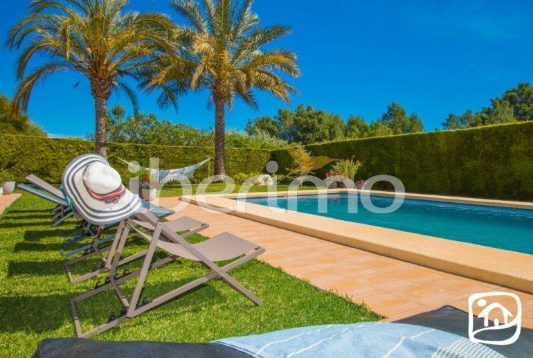 Villa   à Javea pour 9 personnes avec piscine privée, climatisation et internet p3