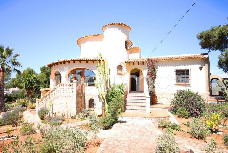 Villa   à Javea pour 6 personnes avec piscine privée p7