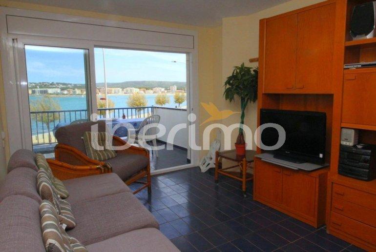 Appartement   à l'Escala pour 6 personnes avec piscine commune, vue mer et parking p4