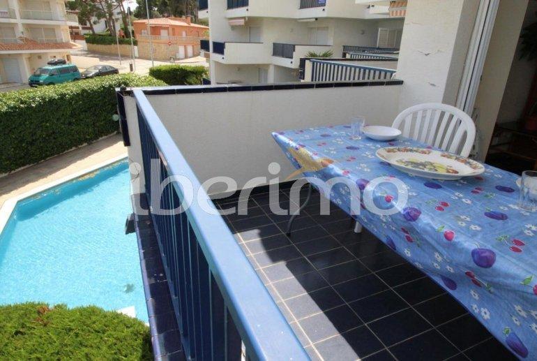 Appartement   à l'Escala pour 6 personnes avec piscine commune, vue mer et parking p3