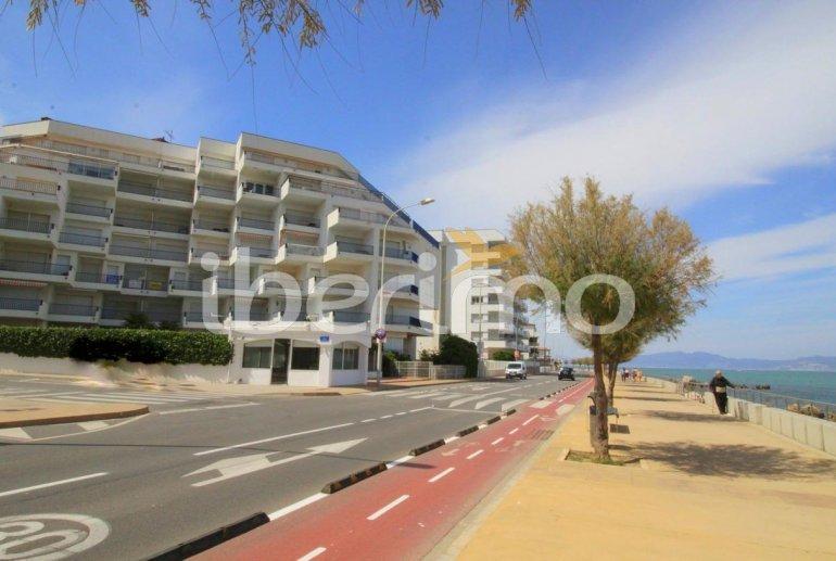Appartement   à l'Escala pour 6 personnes avec piscine commune, vue mer et parking p17