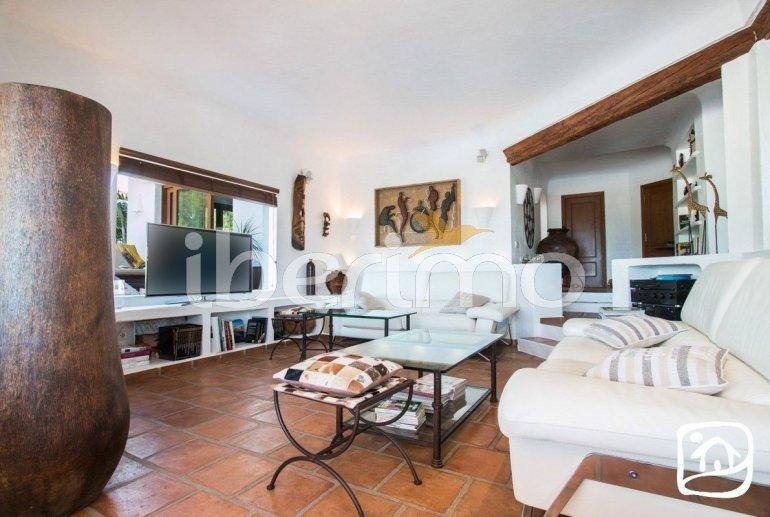 Villa   à Moraira pour 8 personnes de style ibiza avec piscine privée et climatisation p28