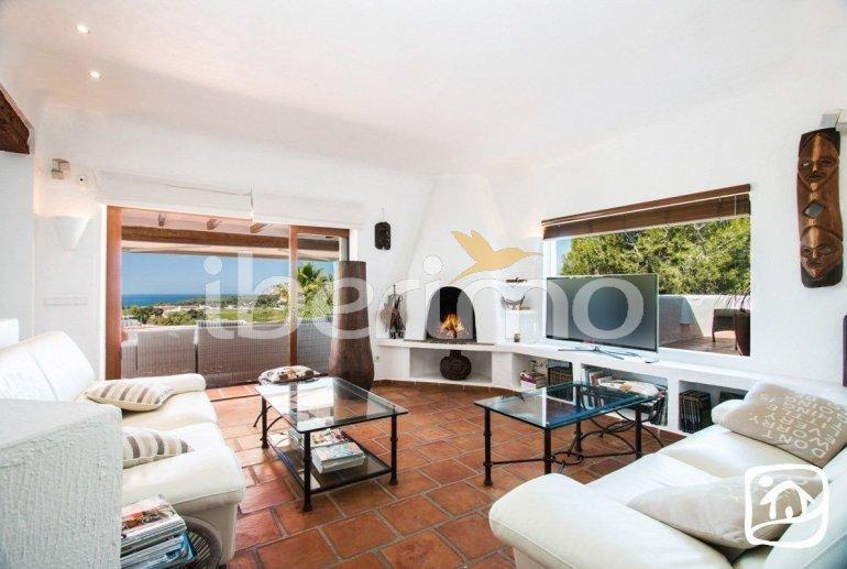 Villa   à Moraira pour 8 personnes de style ibiza avec piscine privée et climatisation p25