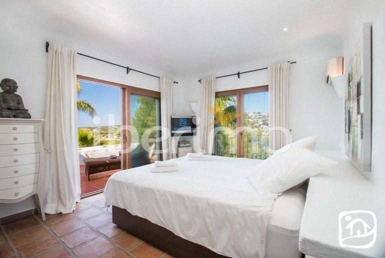 Villa   à Moraira pour 8 personnes de style ibiza avec piscine privée et climatisation p27