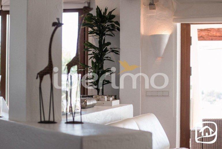 Villa   à Moraira pour 8 personnes de style ibiza avec piscine privée et climatisation p29