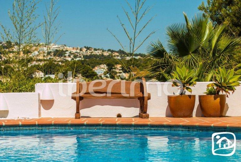 Villa   à Moraira pour 8 personnes de style ibiza avec piscine privée et climatisation p33