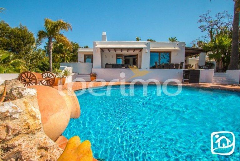 Villa   à Moraira pour 8 personnes de style ibiza avec piscine privée et climatisation p6
