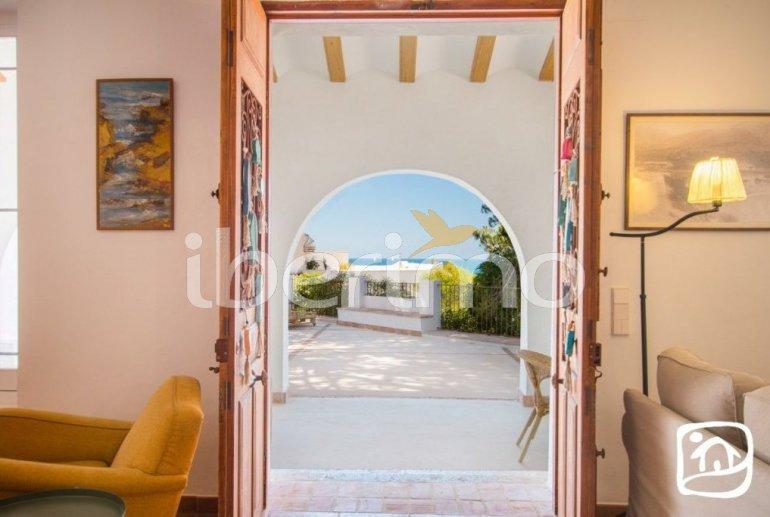 Villa   à Moraira pour 12 personnes avec piscine privée, vue mer et climatisation p8