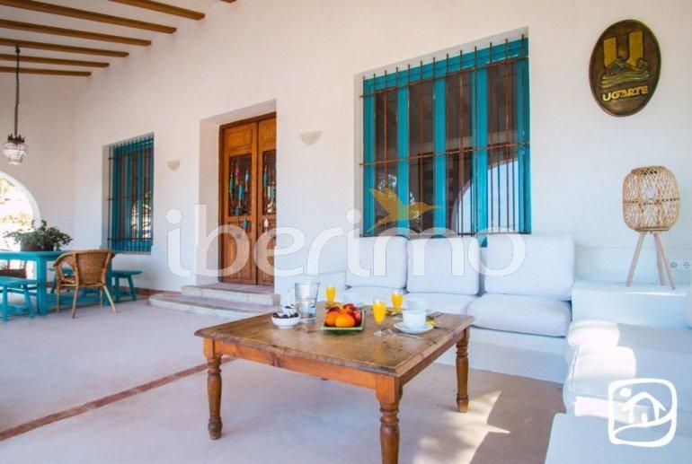 Villa   à Moraira pour 12 personnes avec piscine privée, vue mer et climatisation p15