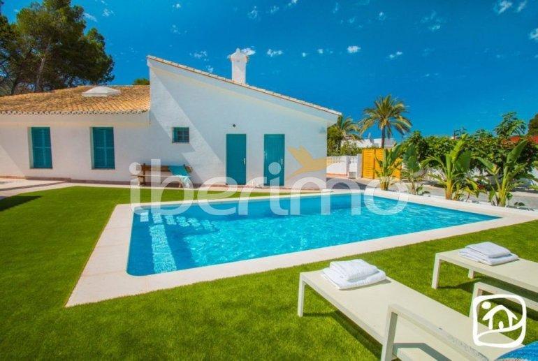 Villa   à Moraira pour 12 personnes avec piscine privée, vue mer et climatisation p12