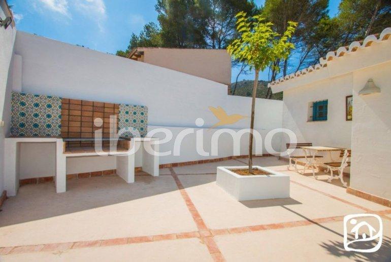 Villa   à Moraira pour 12 personnes avec piscine privée, vue mer et climatisation p26