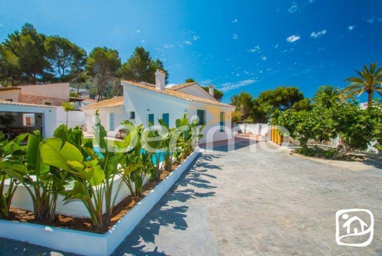 Villa   à Moraira pour 12 personnes avec piscine privée, vue mer et climatisation p22