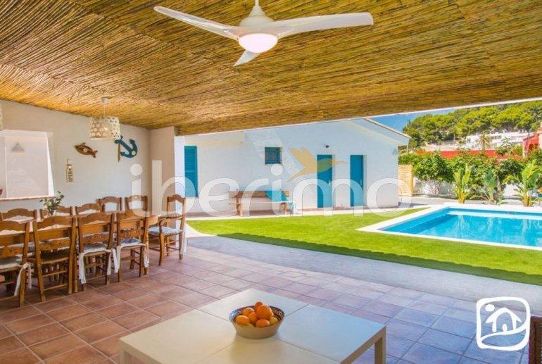 Villa   à Moraira pour 12 personnes avec piscine privée, vue mer et climatisation p19