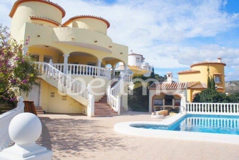 Villa   à Denia pour 6 personnes avec piscine privée p3