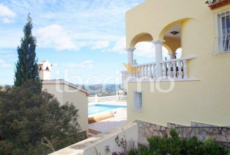 Villa   à Denia pour 6 personnes avec piscine privée p23