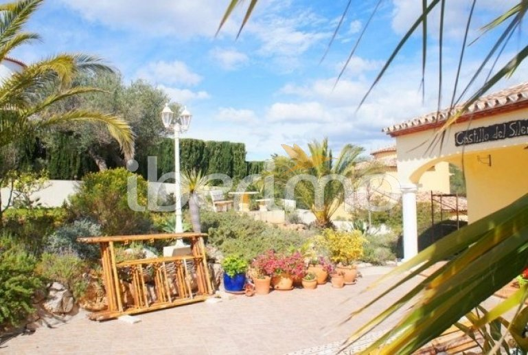 Villa   à Denia pour 6 personnes avec piscine privée p25