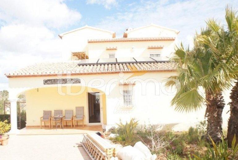Villa   à Denia pour 6 personnes avec piscine privée p26