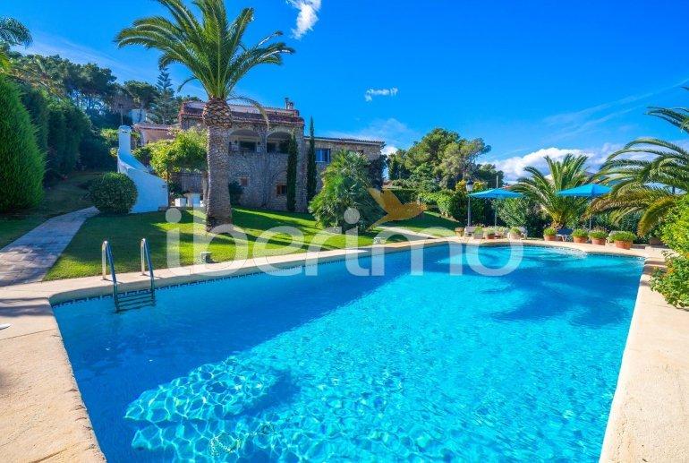 Villa   à Javea pour 6 personnes avec piscine privée et climatisation p3