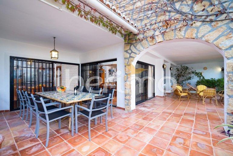 Villa   à Javea pour 6 personnes avec piscine privée et climatisation p4