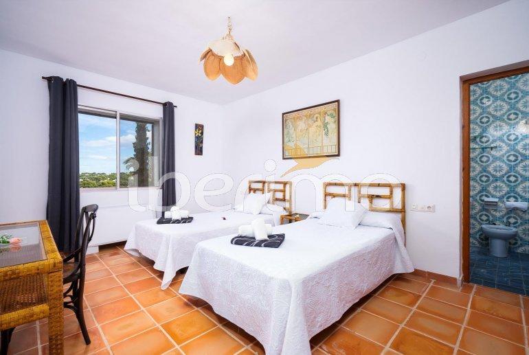 Villa   à Javea pour 6 personnes avec piscine privée et climatisation p12