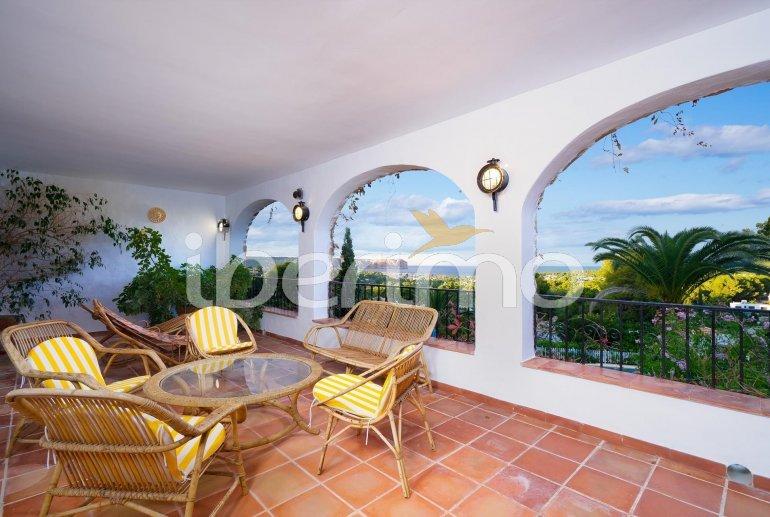 Villa   à Javea pour 6 personnes avec piscine privée et climatisation p14