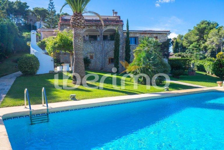 Villa   à Javea pour 6 personnes avec piscine privée et climatisation p20