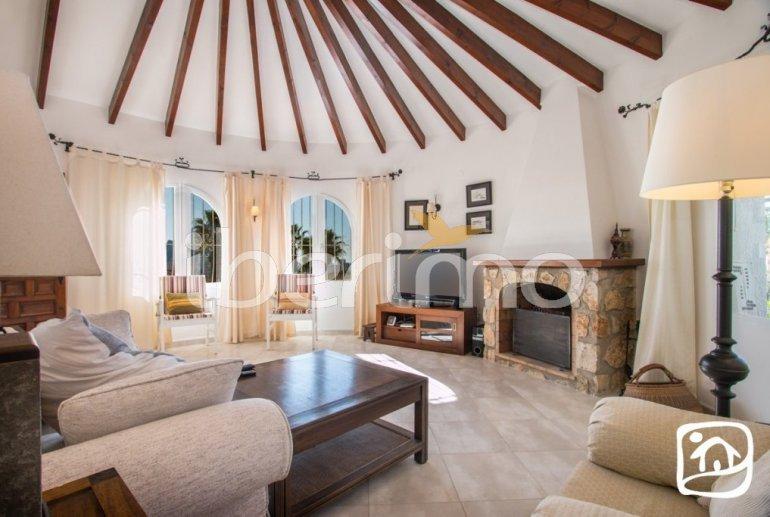 Villa   à Calpe pour 10 personnes avec piscine privée, climatisation et internet p21