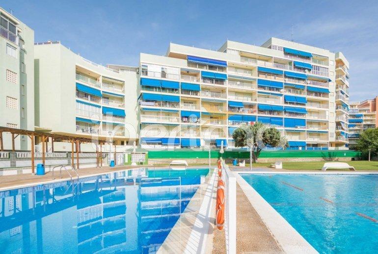 Appartement   à Oropesa del Mar pour 6 personnes avec piscine commune, parking et proche mer p3